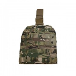 Pernera molle con panel Ref MULTICAM