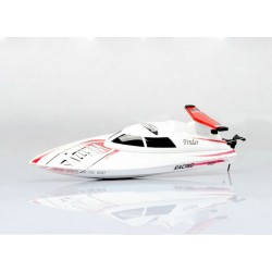 2.4G Hi-speed RC Lancha con servo
