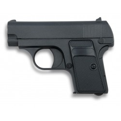Pistola de muelle  25 Mini Golden Eagle color negro