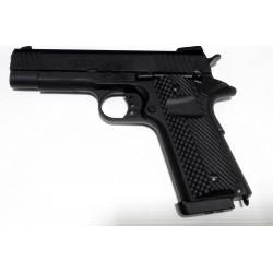 Pistola Gas 1911 Blow Back RIS Golden Eagle color negro