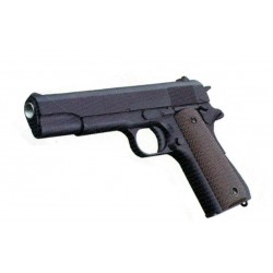 Pistola de muelle 1911 A1 Golden Eagle color negro