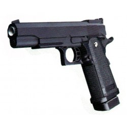 Hi-Capa 5.1 Muelle Golden Eagle Negra