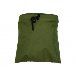 Bolsa de descarga US SWAT verde Wisha