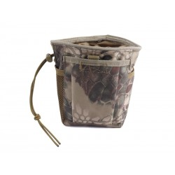 Bolsa de descarga NVG Tactical camuflaje gris Wisha