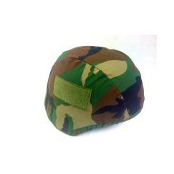 Funda casco MICH Woodland