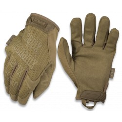 Guante MECHANIX mod. ORIGINAL Coyote. Talla M