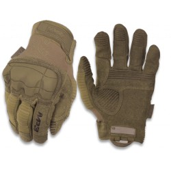 "Guantes MECHANIX "" M-PACT3"". Coyote. XL"