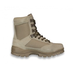 Bota Barbaric Coyote Talla 39 no zipper