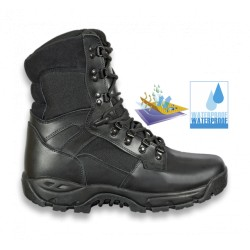 "Bota Barbaric FORCE THUNDER"" 9"" Black WATER Talla 40"