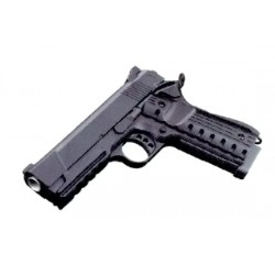 Pistola de gas/CO2 Golden Eagle color negro