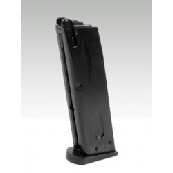 Cargador para Beretta 92 SERIES gas 26 bolas WE