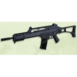 Fusil eléctrico G36 K Golden Eagle color negro