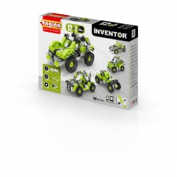 Inventor Series  12 Modelos  COCHES