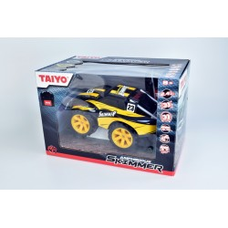 Coche RC amfibio SkimmeR Black/Neon Yellow 1:20 2,4Ghz