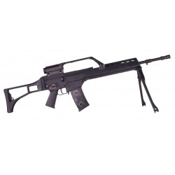 Fusil eléctrico G36 Full Metal Golden Eagle color negro